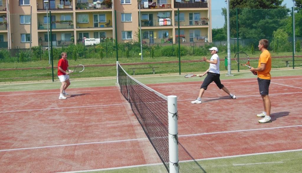 Turniej Tenisa Ziemnego wgrze podwójnej zokazji Dni Wodzisławia