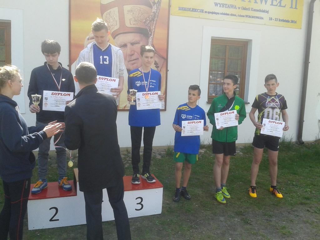 Sukcesy sportowe uczniów zZespołu Szkół wWodzisławiu