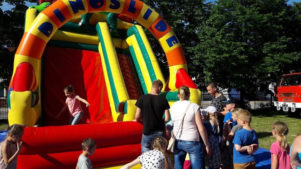 Festyn zokazji Dnia Dziecka - galeria zdjęć