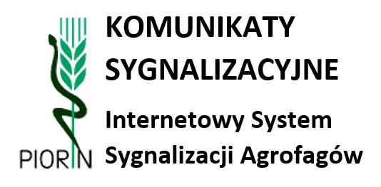 Komunikaty sygnalizacyjne